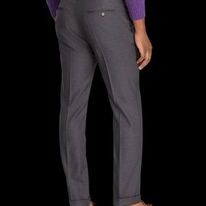 Polo by Ralph Lauren Pants - Slim Fit Wool Twill Trouser